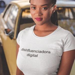 desinfluenciadora digital