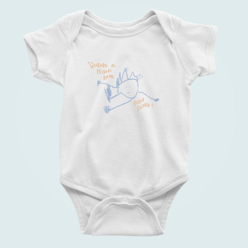 Morgana Secco & Alice no país do Coletivo - Body Bebê